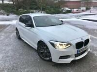 63/2014 BMW M135I 3.0 TWIN TURBO AUTOMATIC FULLY LOADED IMMACULATE CONDITION C63 S3 GOLF R A45 GTD