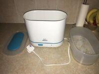 Philips Avent 3in1 electric steriliser