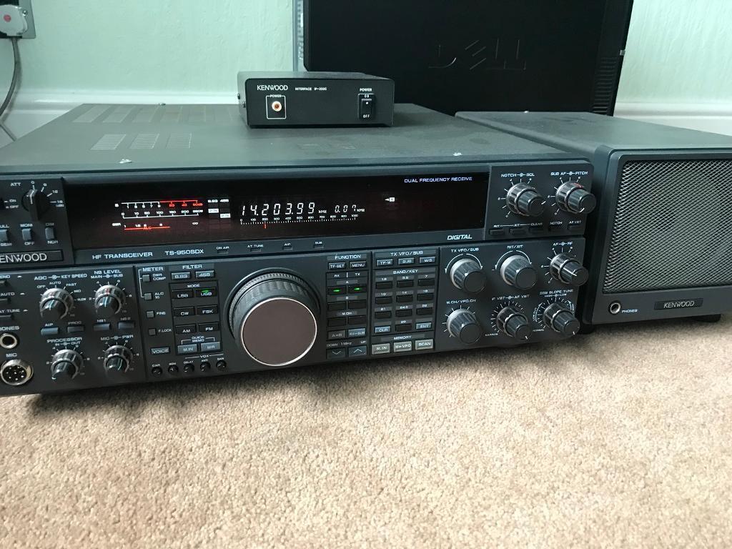 KENWOOD TS 950SDX