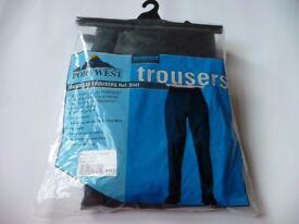 Waterproof trousers L-XL size