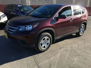 2013 Honda CR-V LX, Automatic, Heated Seats, AWD