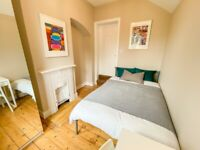 Gorgeous Double Room in Fantastic House in Central Croydon - BILLS INCLUDED | For Rent