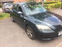 Mazda 3 TS2 1.6 Diesel Hatchback - LOW MILEAGE - QUICK SALE - CHEAP CAR - SERVICE HISTORY - BARGAIN