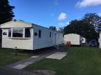 Deluxe 3 Bedroom Caravan to rent Haggerston Castle