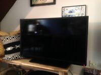 "Panasonic 40"" HD TV HDMI"