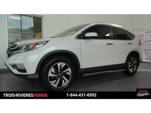2015 Honda CR-V Touring AWD cuir mags toit ouvrant