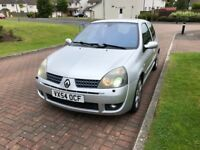 2004 54 RENAULT CLIO 182 SERVICE HISTORY STANDARD CAR MAY SWAP / PX £1395