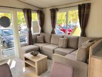 Luxury Static, Holiday Home, Caravan, Sales, 6 berth caravan, Static with decking