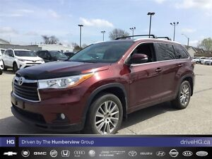 2014 Toyota Highlander XLE | NO ACCIDENTS | LOCAL |
