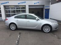 09 Vauxhall insignia 160bhp Diesel 6Spd SRI. High miles but every well looked after now great value
