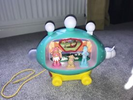 In The Night Garden Musical Activity Pinky Ponk , Hardly ever used. Collection ONLY