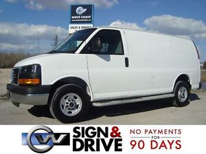 2015 GMC Savana 2500 Cargo Van *PRICE LEADER*