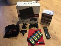 Sony PlayStation 3 PS3 console with controller, games & extras