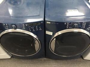 40- Kenmore HE5T STEAM Laveuse Sécheuse Frontales Frontload Washer Dryer