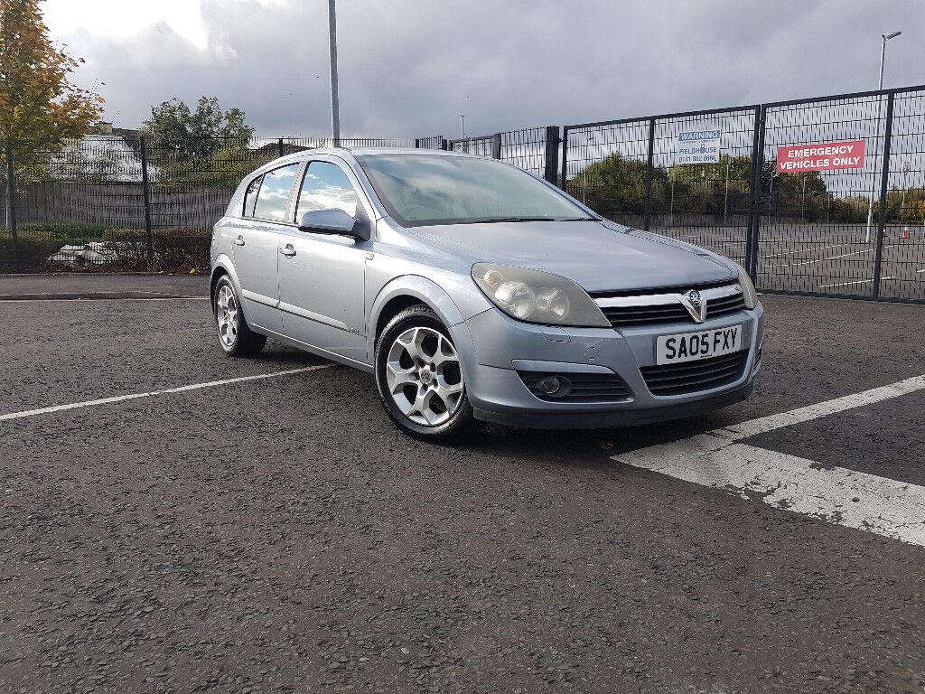 2005 Vauxhall Astra SXI Twinport 1.6 Petrol 5 Door - MOT March 2018 - 90381 Miles - 2 Prev Owners