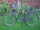 CLASSIC RALEIGH ROADSTER ONE OF MANY QUALITY BICYCLES FOR SALE