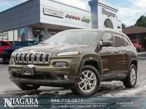 2015 Jeep Cherokee LATITUDE | 4X4 | COLD WEATHER GRP | PANORAMIC