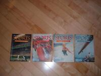 FIRST 4 EDITIONS OF SPORTS ILLUSTRATED