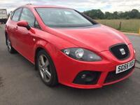 SALE! Bargain seat leon sport tdi, full years MOT awaiting preparation