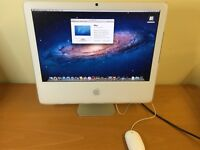 "iMac 20"" White | CPU 2.0GHz | RAM 2GB | HDD 500GB"