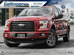 2015 Ford F-150 XLT w/2.7L ECOBOOST AND FX4 OFFROAD PKG