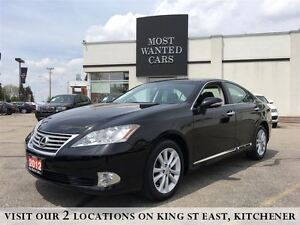2012 Lexus ES 350 NAVIGATION | COOLED SEATS | CAMERA