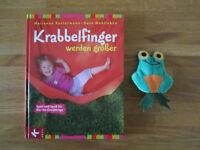 German Book – Krabbelfinger werden groesser