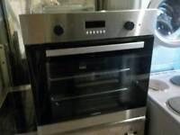 Intregated Lamona oven