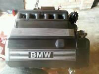 Complete engine BMW e36 e46 e39 2.5 170hp