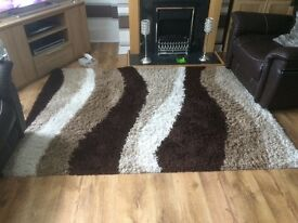 Rug with matching runner
