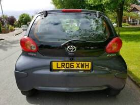 TOYOTA AYGO 1.0LTR CHEAP RUN AROUND CLEAN CAR 2006 £20 TAX