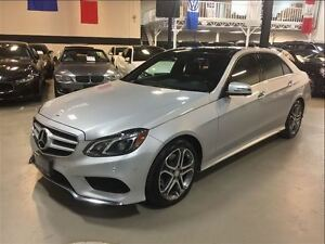2014 Mercedes-Benz E-Class E250 BlueTEC NAV BACKUP PANORAMIC ROO