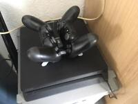 PS4 console plus extras boxed as new