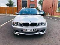 BMW 320D M SPORT COUPE LOW MILEAGE
