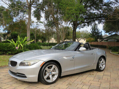 Simply Amazing 2009' BMW Z4 Convertible-Hardtop Tons of Fun to Drive leather Wow