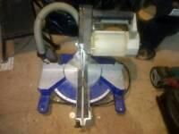 Electra beckum electric mitre saw