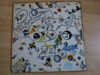 Led Zeppelin 111(3), LP Vinyl.