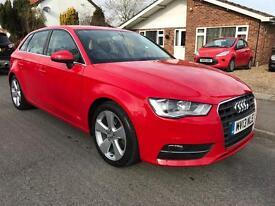 2013(13) Audi A3 2.0 TDi Sport - Full Service History - £20 Tax - 12 Month Warranty
