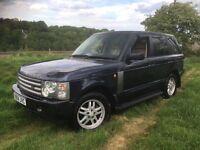 *** Range Rover vogue 2005 diesel swap px car van ***