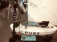 Parts or bike working exchange rent repair exchange electric scooter