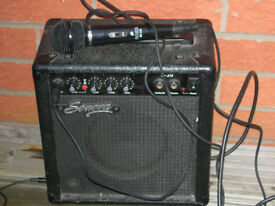 Sonora Amplifier With Micropohne see image