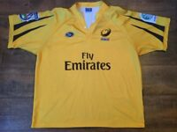 2007 Western Force Rugby Union Shirt Adults