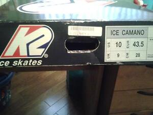 K2 ICE CAMANO MEN'S ICE SKATE/PATINS POUR HOMME Gatineau Ottawa / Gatineau Area image 2