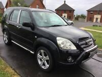 06 HONDA CRV 2.2 CDTI SPORT LEATHER P/EX WELCOME