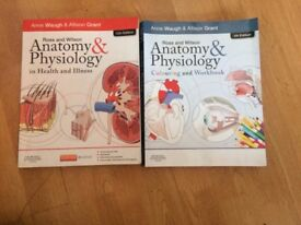 Ross and Grant Anatomy and Physiology Books