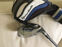 Taylormade sldr 3 rescue 19 degree adjustable