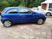 3 door, electric window, central looking, full 12 months mot no service history.