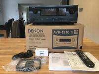 Denon AVR-1910 HD Master Audio 7.1 Surround Sound Amplifier