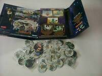 TAZO STARWARS COLLECTORS PACK PLUS EXTRAS AS SHOWN *** £ 5 ***