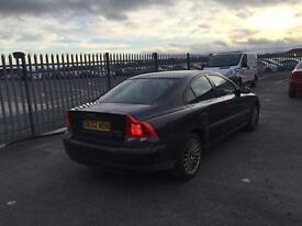 2002 Volvo S60 2,0 litre 5dr automatic SPARES/REPAIRS